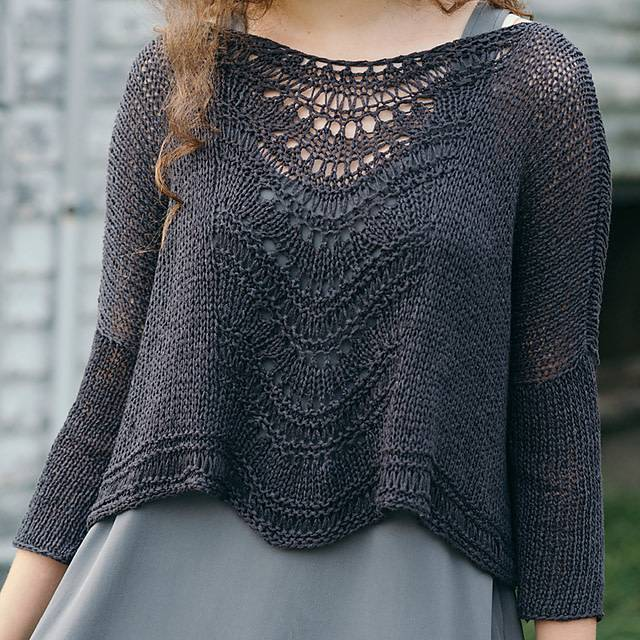 Ravelry Patterns Deschain by Leila Raabe