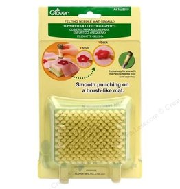 Clover Clover Felting Needle Mat, Small