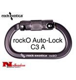 Rock Exotica Carabiner, rockO Auto-Lock