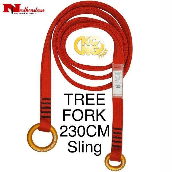KONG TREE FORK Sling, Red 230cm Long