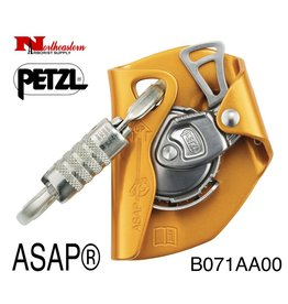 Petzl ASAP®, Mobile fall arrester with OXAN carabiner