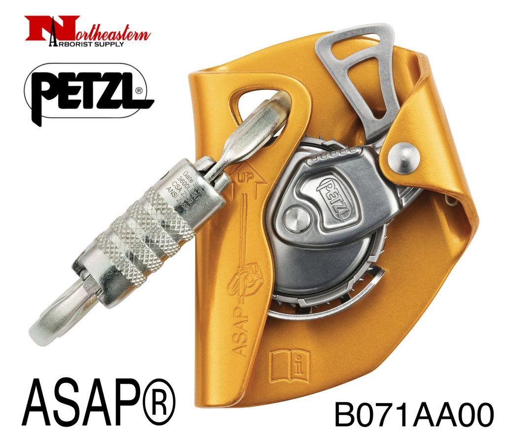 Petzl ASAP®, Mobile fall arrester with OXAN carabiner
