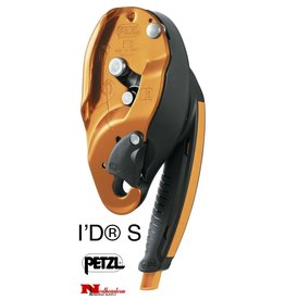 Petzl Descender, I'D® S, Self-braking with anti-panic function