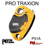 Petzl PRO TRAXION, Very efficient capture pulley, P51A
