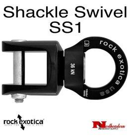 """Rock Exotica Swivel, Shackle Style .75"""" Web Width"""