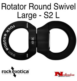 Rock Exotica Swivel, Rotator Round (Large) SL 2