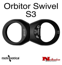 Rock Exotica Swivel, Orbiter S3