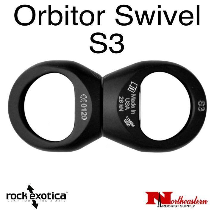 Rock Exotica Swivel, Orbiter S3