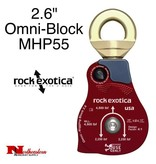 "Rock Exotica Block, Omni-Rigging 2.6"" - WLL 4500# US"