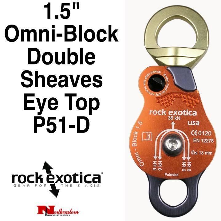Rock Exotica Omni-Block 1.5 Pulley