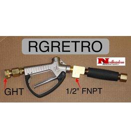 Northeastern Arborist Supply Feeder, Trigger Retro Kit