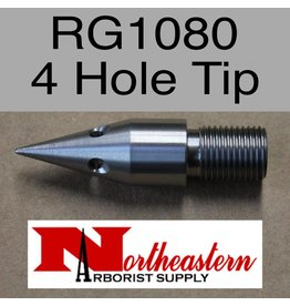 Northeastern Arborist Supply Root Feeder 4 Hole Tip, Our Own Feeders Only