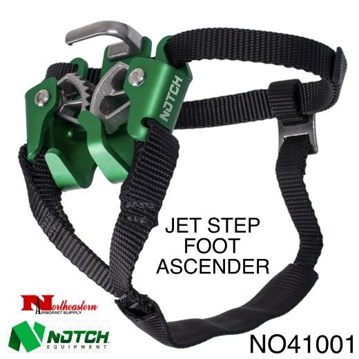 NOTCH Jet Step Foot Ascender