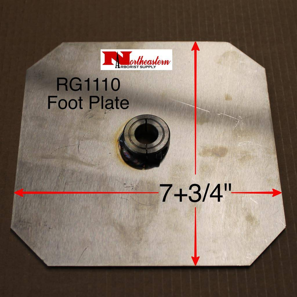 NEA Feeder, Foot Plate