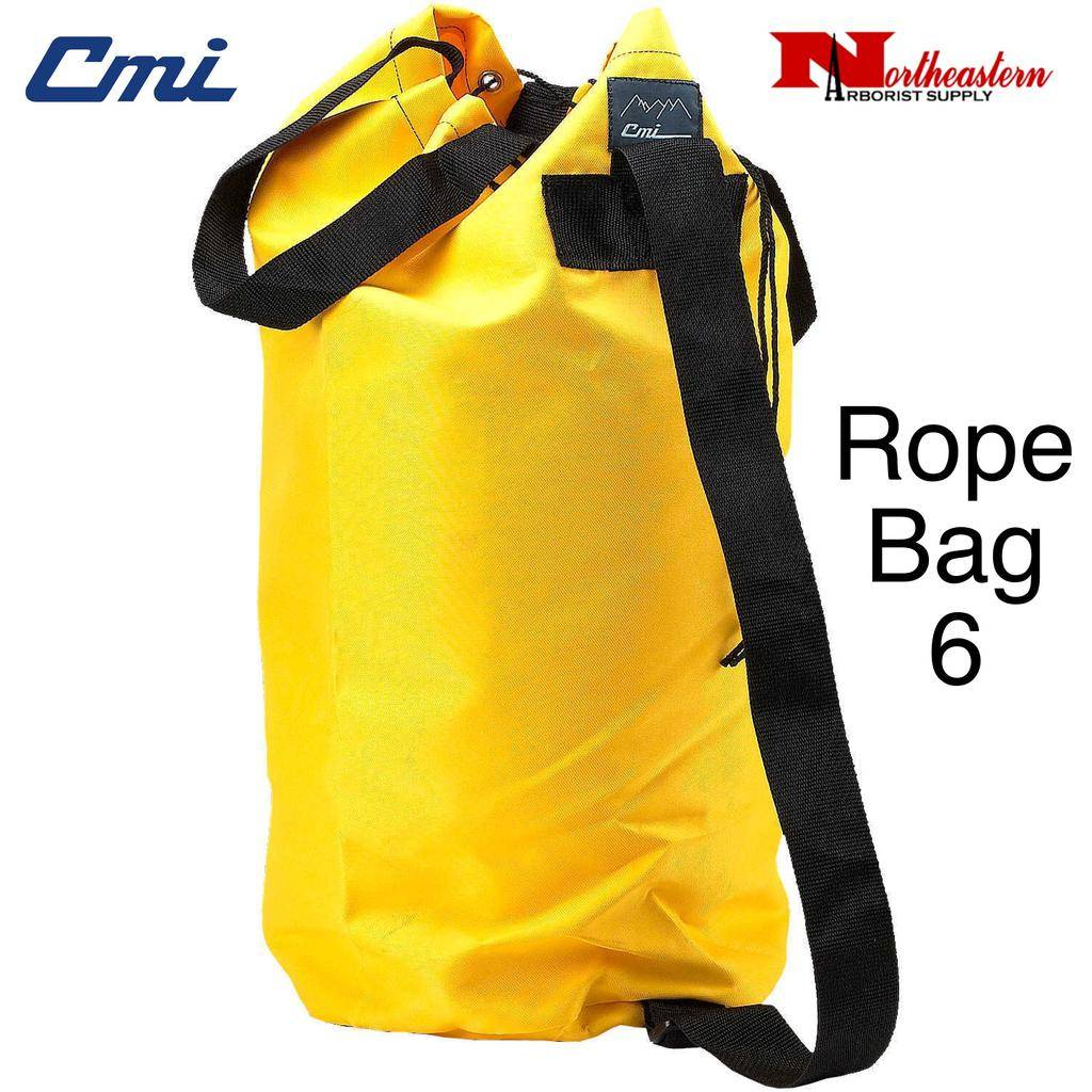 CMI Rope Bag Large Yellow