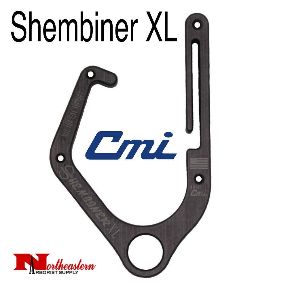 """CMI Shembiner XL, Saddle Accessory """"Hook"""", wide enough for your chainsaw handle"""