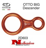 CT OTTO BIG Aluminum Figure 8 Descender