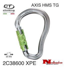 CT Carabiner AXIS HMS TG, Large HMS, 25KN