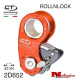 CT ROLLNLOCK, Pulley / Rope Clamp, 20kN