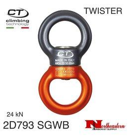 CT TWISTER Swivel, 24 kN