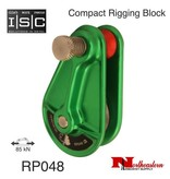 "ISC Block, Compact Rigging for 1/2"" Rope, 19,000lbs. MBS"