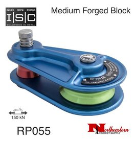"ISC Block, Medium Forged for 3/4"" Rope, 33,721 lbs. MBS"