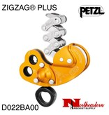 Petzl ZIGZAG® PLUS, Mechanical Prusik with high-efficiency swivel, for tree care