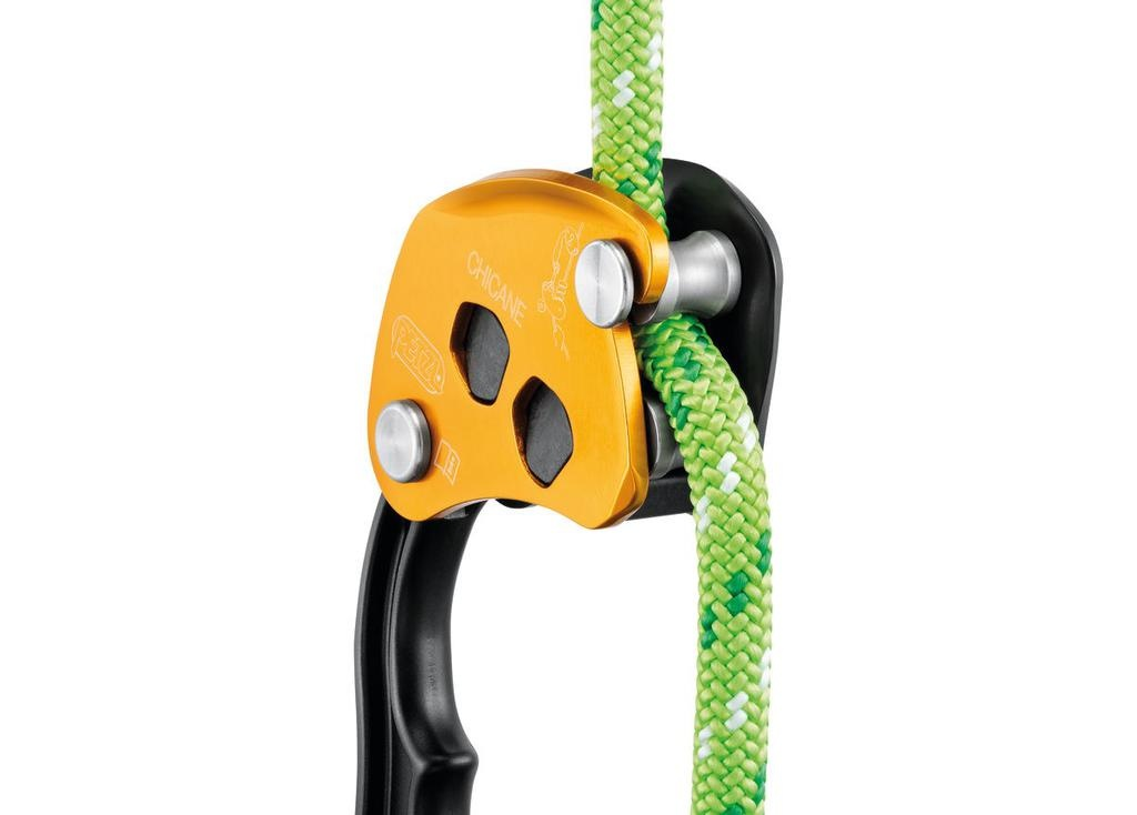 Petzl CHICANE auxiliary braking device for ZIGZAG and ZIGZAG PLUS