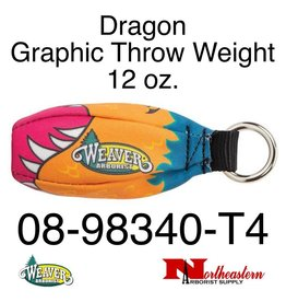 Weaver Dragon Graphic Throw Weight 12 oz.