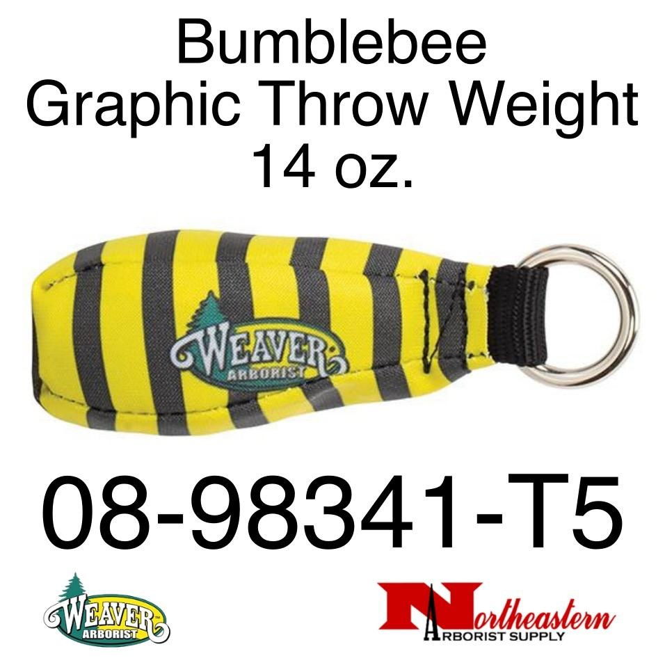 Weaver Bumble Bee Graphic Throw Weight 14 oz.