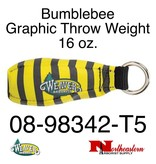 Weaver Bumble Bee Graphic Throw Weight 16 oz.