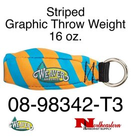 Weaver Striped Graphic Throw Weight 16 oz.