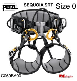 Petzl Sequoia SRT Arborist Saddle, Size 0