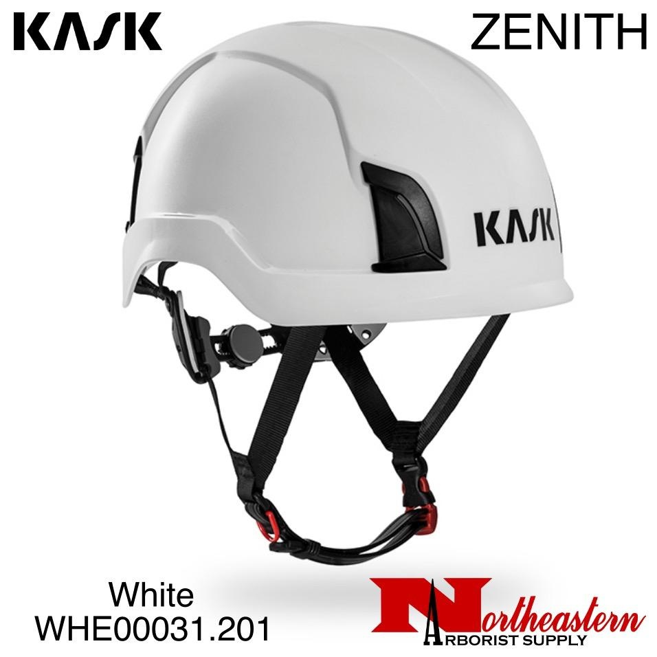 KASK ZENITH HELMET, Dielectric with chinstrap