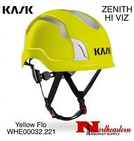 KASK ZENITH HI VIZ HELMET, Dielectric with chinstrap