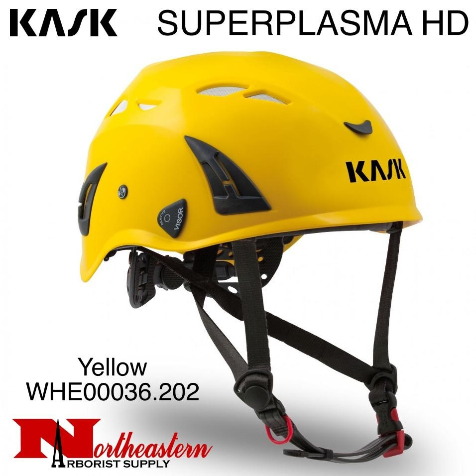KASK SUPERPLASMA HD Ventilated Helmet, with Chinstrap