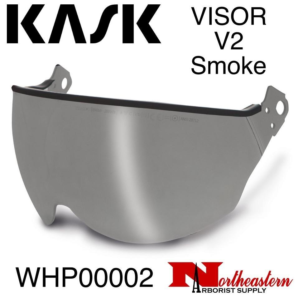 KASK VISOR V2, Polycarbonate Anti-fog and Scratch Resistant