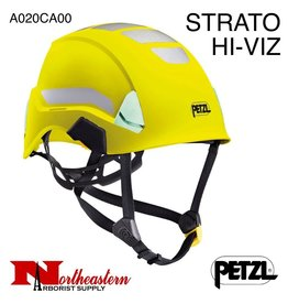 Petzl STRATO HI-VIZ Lightweight high-visibility Helmets, Unvented
