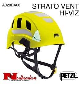 Petzl STRATO® VENT HI-VIZ Lightweight high-visibility Helmets, Ventilated