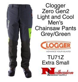 "Clogger ""Zero"" Gen2, Light and Cool Men's Chainsaw Pants"