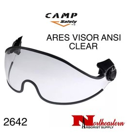 CAMP SAFETY ARES VISOR ANSI – CLEAR