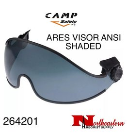 CAMP SAFETY ARES VISOR ANSI – SHADED