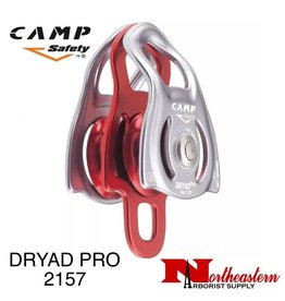 CAMP SAFETY DRYAD PRO Compact Double Pulley