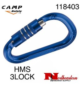 CAMP SAFETY HMS 3LOCK 25kN Max.