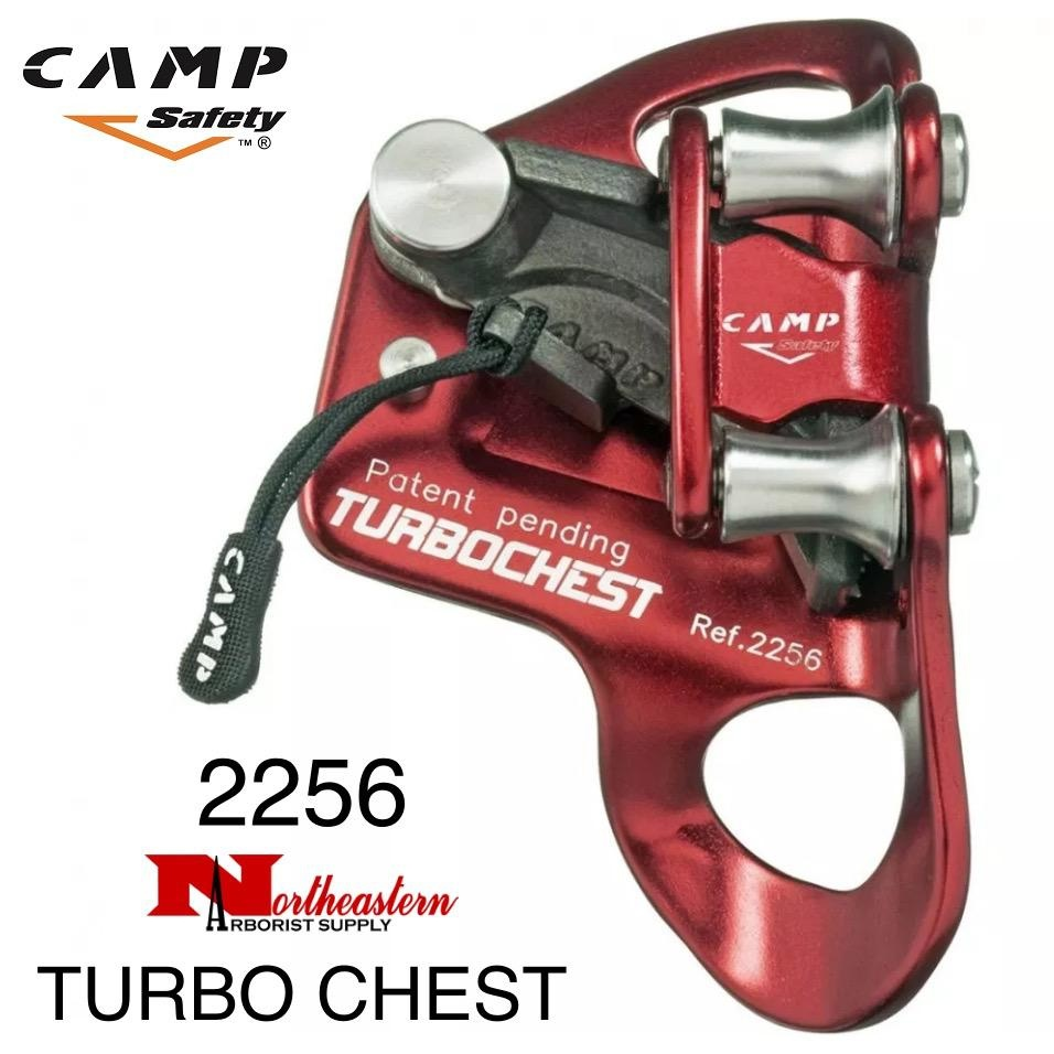 CAMP SAFETY TURBO CHEST 110Lbs. Max Load