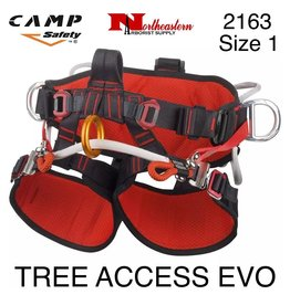 CAMP SAFETY TREE ACCESS EVO Size 1 Small to Large