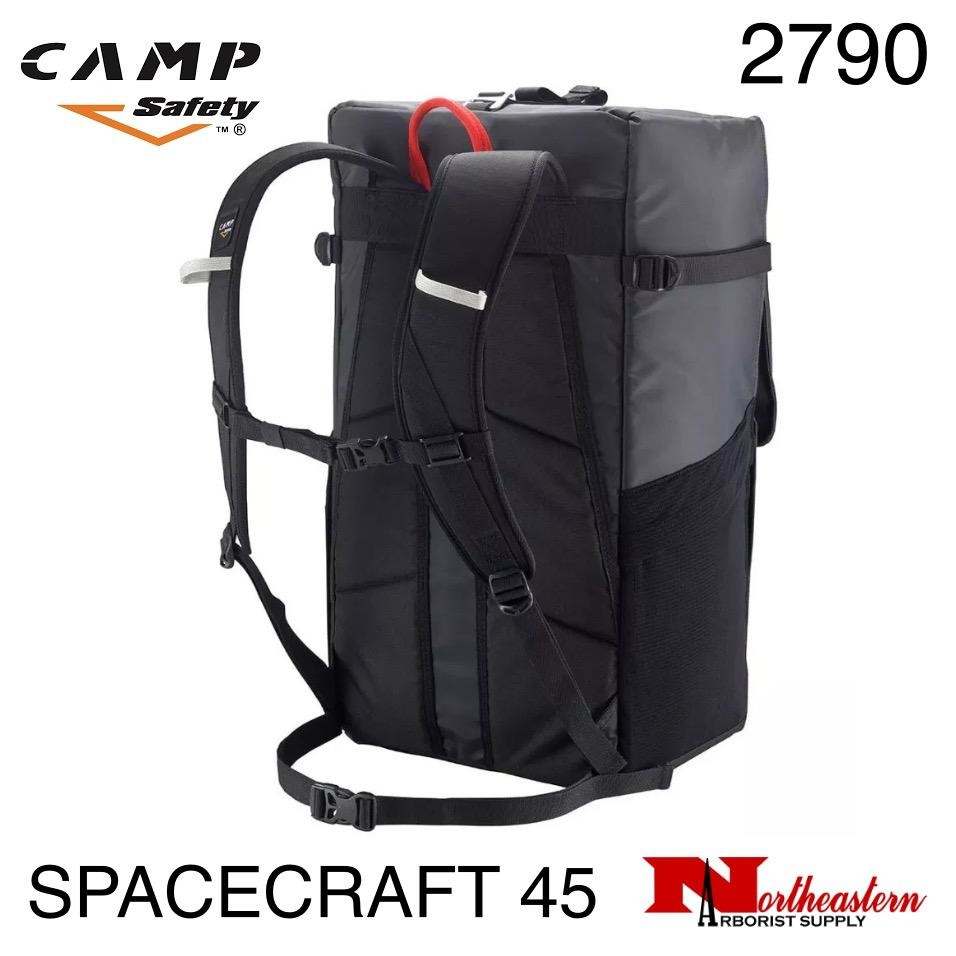 CAMP SAFETY SPACECRAFT 45 Liter Backpack Style Gear Bag