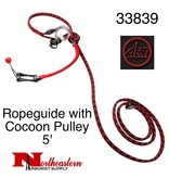 A.R.T. Ropeguide with Cocoon Pulley 5' Webbing