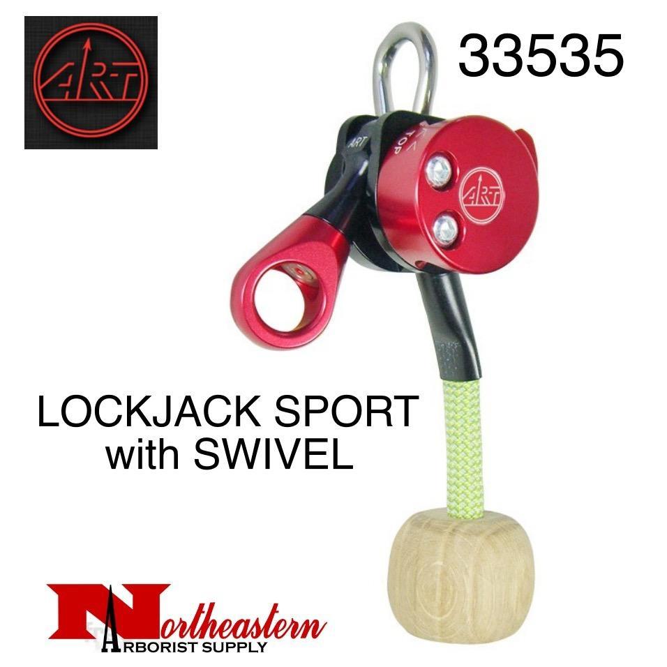 A.R.T. LOCKJACK SPORT with SWIVEL