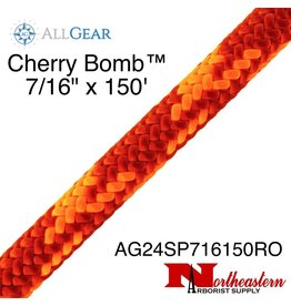 "All Gear Inc. Cherry Bomb™ 7/16"" x 150' 7,000lbs ABS"